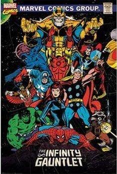 Marvel Retro The Infinity Gauntlet