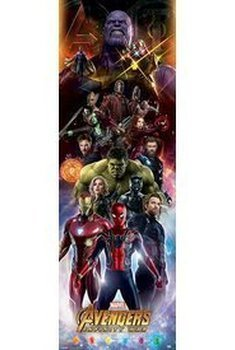 Avengers Infinty War Characters