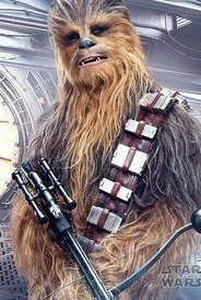 Star Wars The Last Jedi Chewbacca