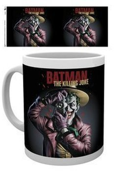 Batman Comic Killing Joke Portrait