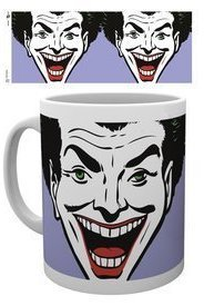 DC COMICS JOKER FACE