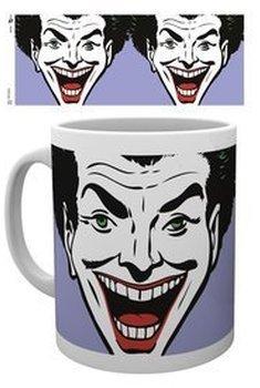 DC COMICS JOKER FACE