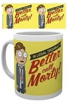 RICK AND MORTY BETTER CALL MORTY