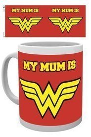 WONDER WOMAN MY MUM