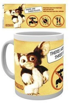 GREMLINS THREE RULES