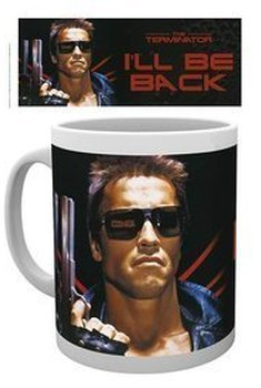 THE TERMINATOR I'LL BE BACK WITH IMAGE