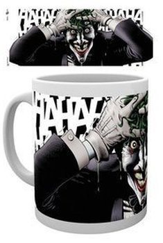 DC COMICS LAUGHING JOKER