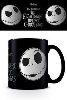 THE NIGHTMARE BEFORE CHRISTMAS JACK FACE
