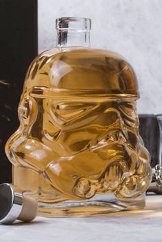 Decanteur stormtrooper en verre - Star-Wars