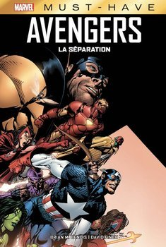 Avengers : La Séparation (must Have)