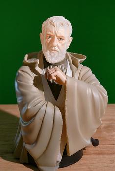 Obi Wan Kenobi - Light Up Spirit - Mini Bust
