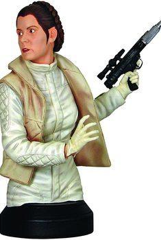 Leia Hoth - Mini Bust