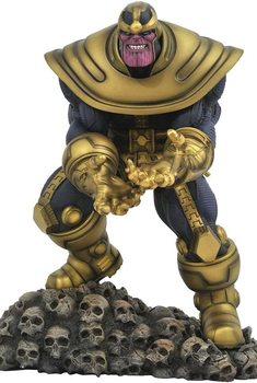 Thanos 23 cm - Marvel Comic Gallery PVC Diorama