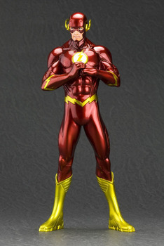 Flash 1/10 21cm - DC Comics ARTFX+ NEW 52 PVC Statue