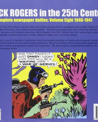Buck Rogers in the 25th century volume 8