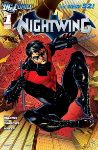 Nightwing Tome 1 - Pièges et Trapèzes