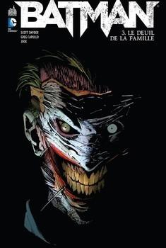Batman Tome 3 - Le deuil dans la famille