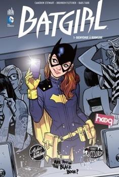 Batgirl Tome 1 - Bienvenue à Burnside