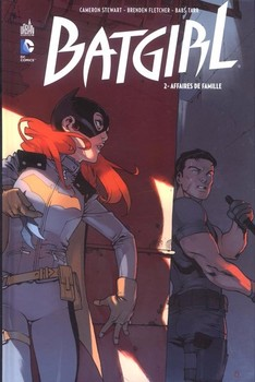 Batgirl Tome 2 - Affaires de famille