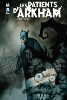 DC Nemesis - Les patiens d'Arkham