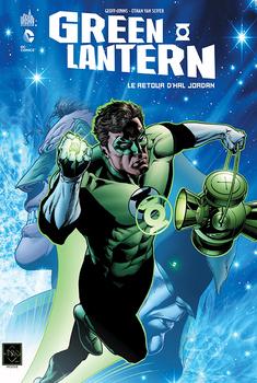 Green Lantern - le retour d'Hal Jordan
