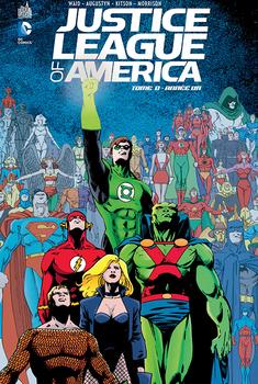 Justice League of America Tome 0 - Année un