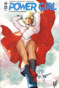 Power Girl Tome 1 - Un nouveau départ