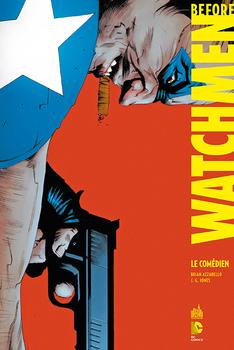Before Watchmen Tome 7 - Le comédien