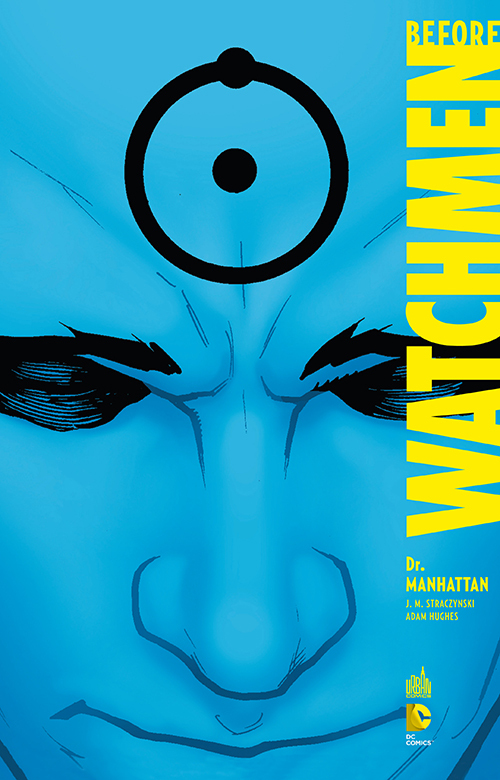 Before Watchmen Tome 8 - Dr. Manhattan