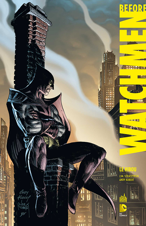 Before Watchmen Tome 6 - Le hibou