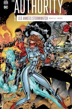The authority - Les années Stormwatch Tome 1