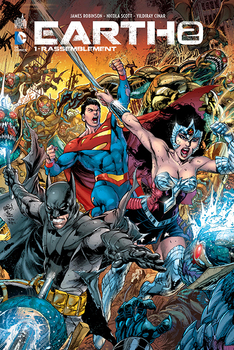 Earth 2 Tome 1 - Rassemblement