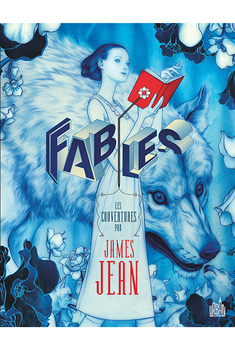 Urban Books - Fables - les couvertures par James Jean