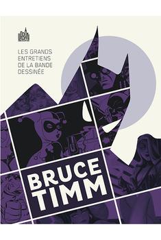 Urban Books - Les grands entretiens de la bande dessinée - Bruce Timm