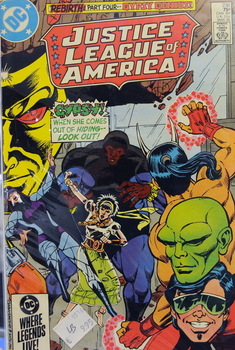 Justice League of America 236