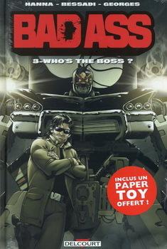 Bas Ass 3 - Who's the boss