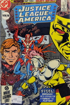 Justice League of America 235