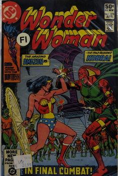 Wonder Woman 278