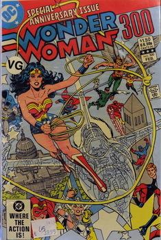 Wonder Woman 300
