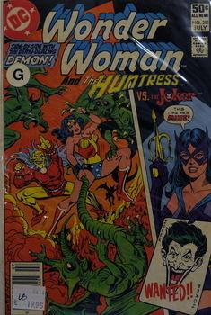 Wonder Woman 281