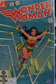 Wonder Woman 302