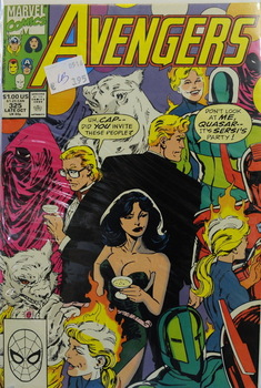 Avengers 325