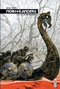 Northlanders Tome 2 - Le livre Irlandais