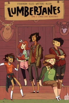Lumberjanes Tome 1 - l'ange-chat redoutable