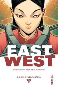 """East of West Tome 3 - Il n'y pas de """"nous"""""""