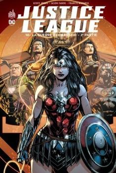 Justice League Tome 10 - La guerre de Darkseid (2ème partie)
