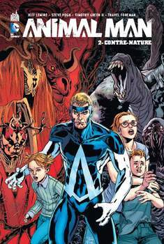 Animal Man Tome 2 - Contre nature