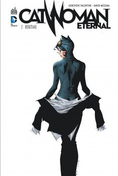 Catwoman Eternal Tome 2 - Héritage