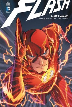 Flash Tome 1 - De l'avant