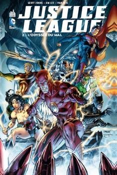 Justice League Tome 2 - L'odysée du mal